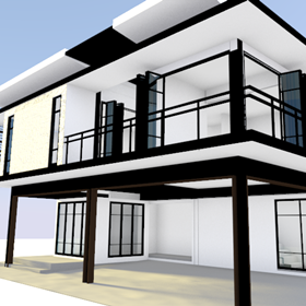 Architectural design: Private owner Housing